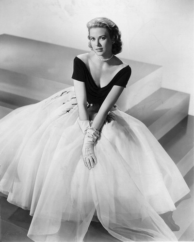 S In Fashion Avenue Fashion Icons Grace Kelly