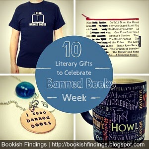 10 Gifts for Book Lovers - Banned Books Week