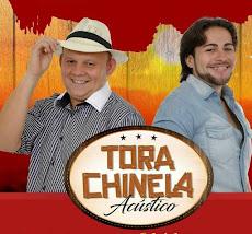 TORA CHINELA - ACÚSTICO, DIA 09/04, SERRA DO VITAL, A PARTIR DO MEIO DIA