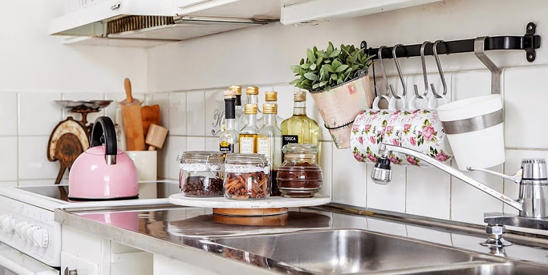 decoracao cozinha fofa : decoracao cozinha fofa: loja, e pensei em trazer decorações fofas de cozinhas pra vocês