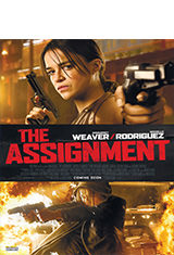 The Assignment (2016) BDRip 1080p Latino AC3 2.0 / ingles AC3 5.1