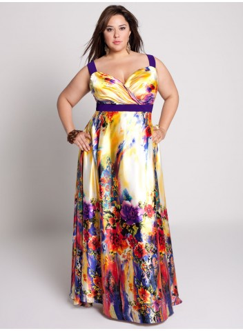 Trend Fashion Dresses Evening Plus Size Dresses 2011 Igigi