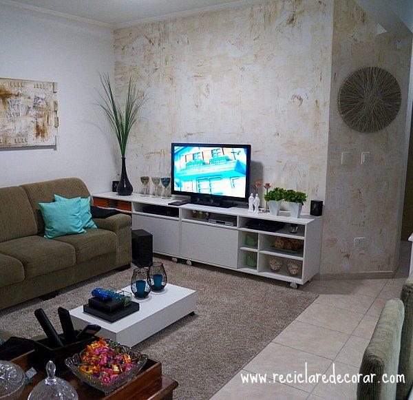 Minha Sala De Estar Em Inglês ~  na minha sala  Reciclar e Decorar  Blog de Decoração e Reciclagem
