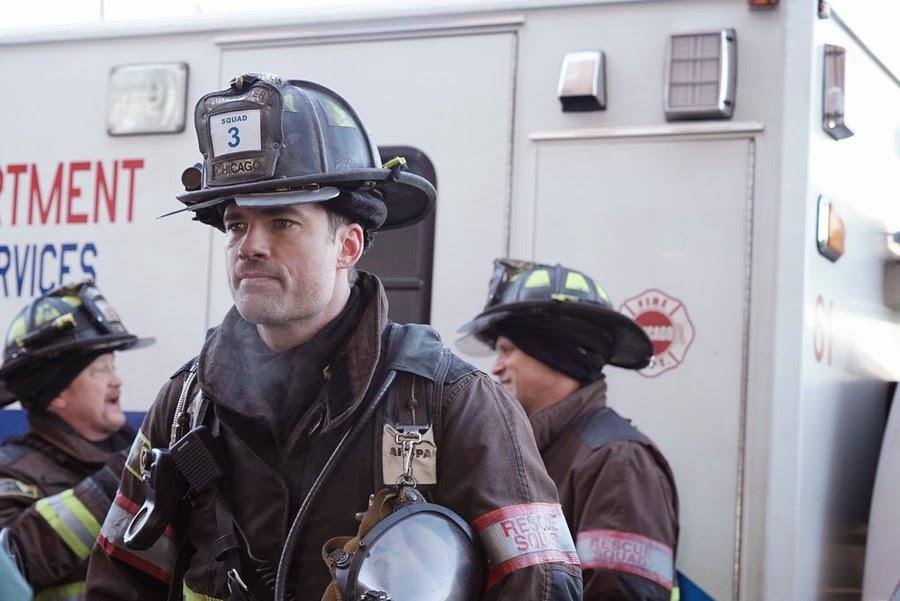 Chicago Fire - Episode 3.19 - I Am the Apocalypse - Promotional Photos