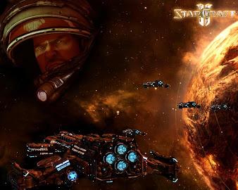 #36 Starcraft Wallpaper