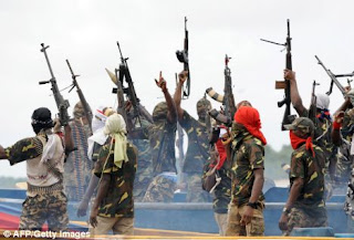 Pirates off Nigerian coast