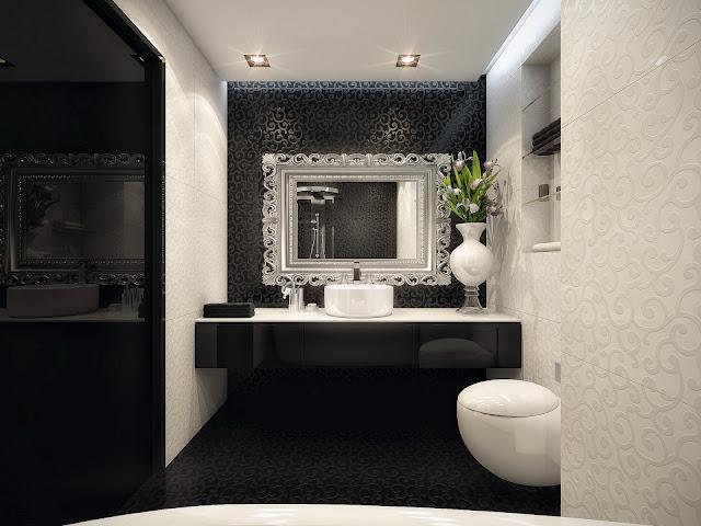 Ванная комната в квартире на Беговой