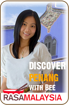 Interview with Bee Yinn Low about Penang, Rasa Malaysia, and Easy Chinese Recipes cookbook