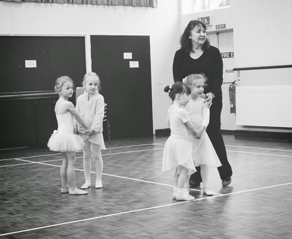 ballet, girls dancing, ballerina, the one, todaymyway.com
