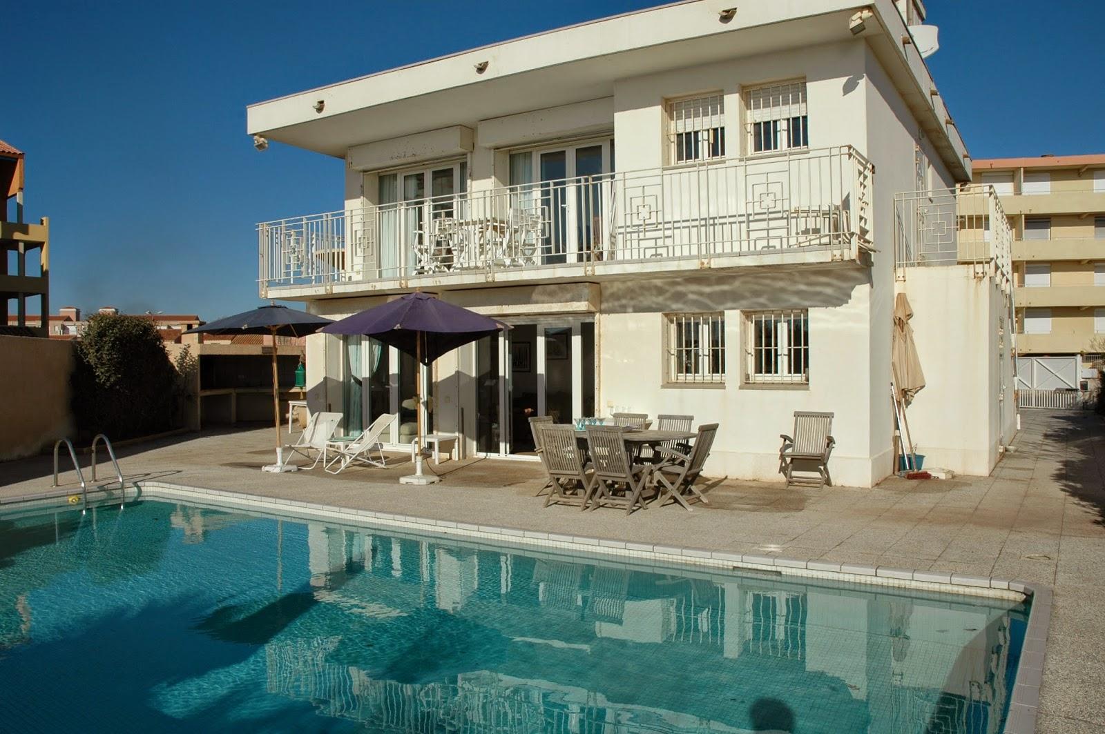 South of France Beach Villa