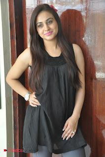 Aksha Latest Pictures at Rey Rey Success Meet  0030