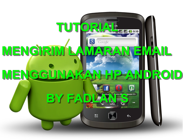cara random email lewat hp android new