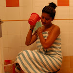 Sneha in Towel  Photo Set