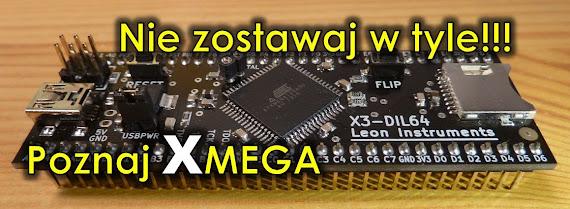 Mikrokontrolery XMEGA