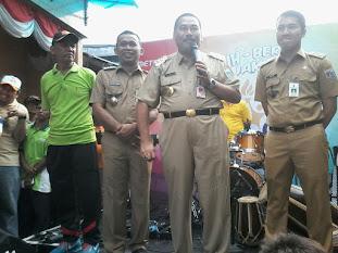 HUT Jakarta, Kelurahan Krendang Juara Lomba Bersih-Bersih Kampung
