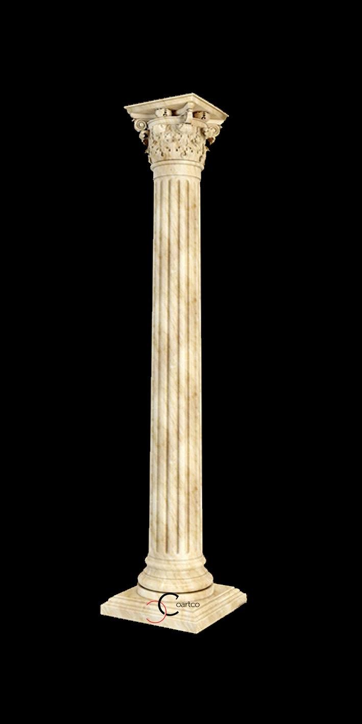 Coloane decorative din polistiren, coloane corintice, coloane romane, pret si modele coloane