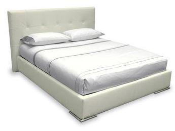 Arredo a modo mio swami il letto in pelle calligaris - Calligaris letto swami ...