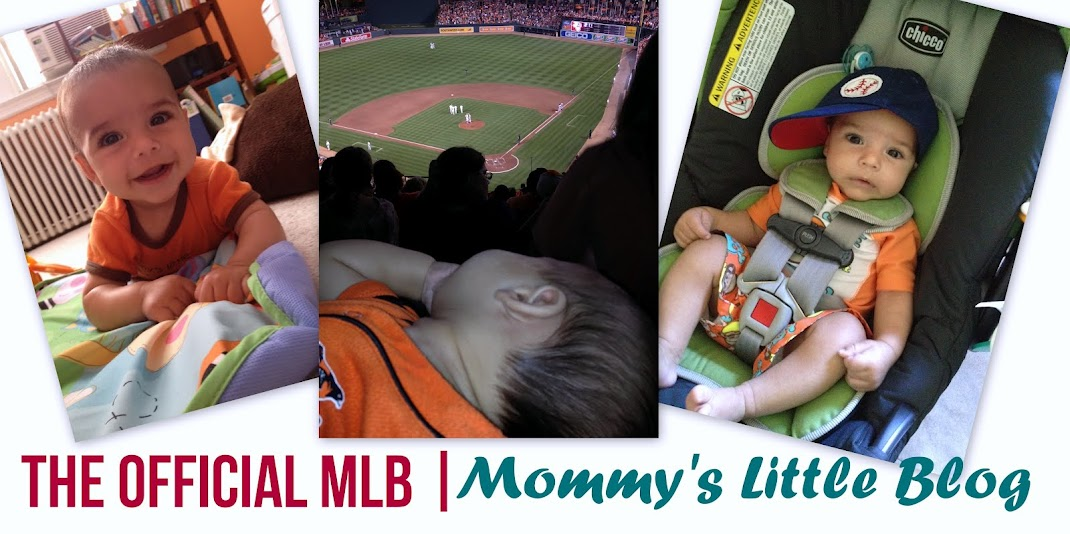 The Official MLB | Mommy's Little Blog