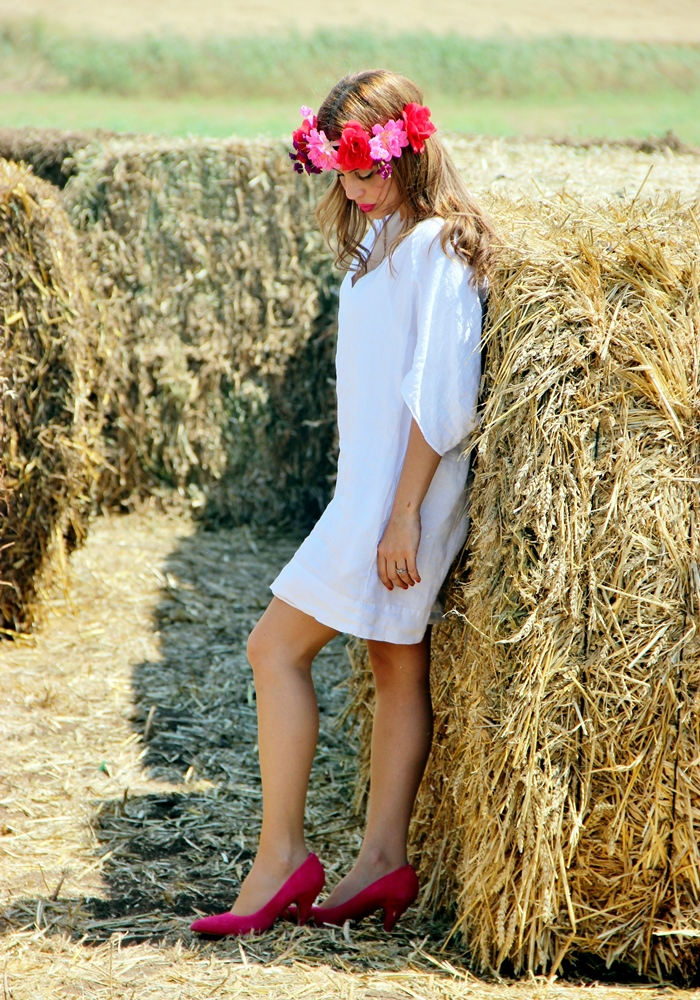 בלוג אופנה Vered'Style שבועות במושב