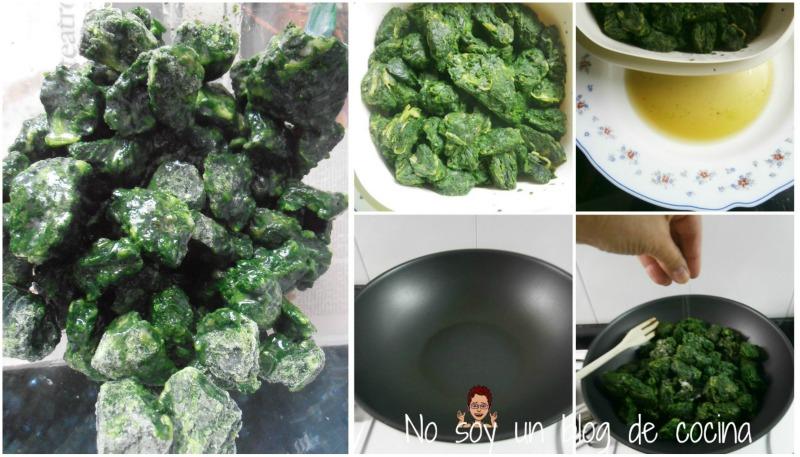 Canelones de espinacas at n y queso de cabra no soy un blog de cocina - Canelones en microondas ...