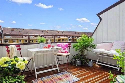Muebles y decoraci n de interiores - Extraordinary and relaxing rooftop pools ideas ...