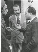 FERNANDO MEZZASOMA CON VITTORIO MUSSOLINI