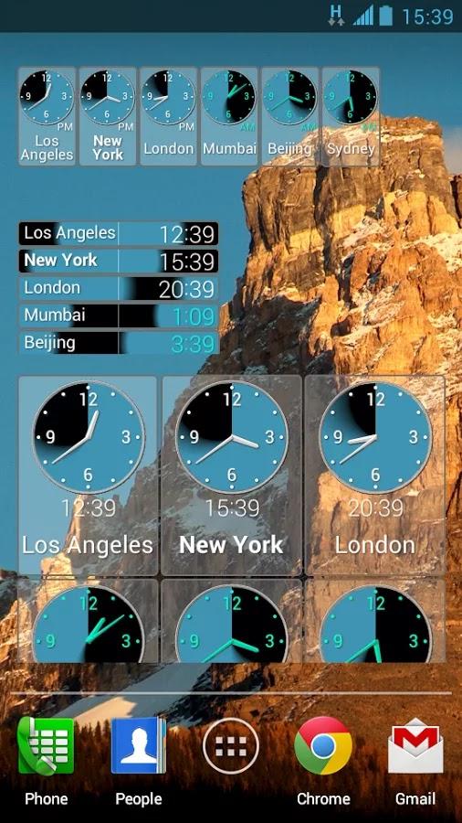 PolyClock™ World Clock v6.6.1