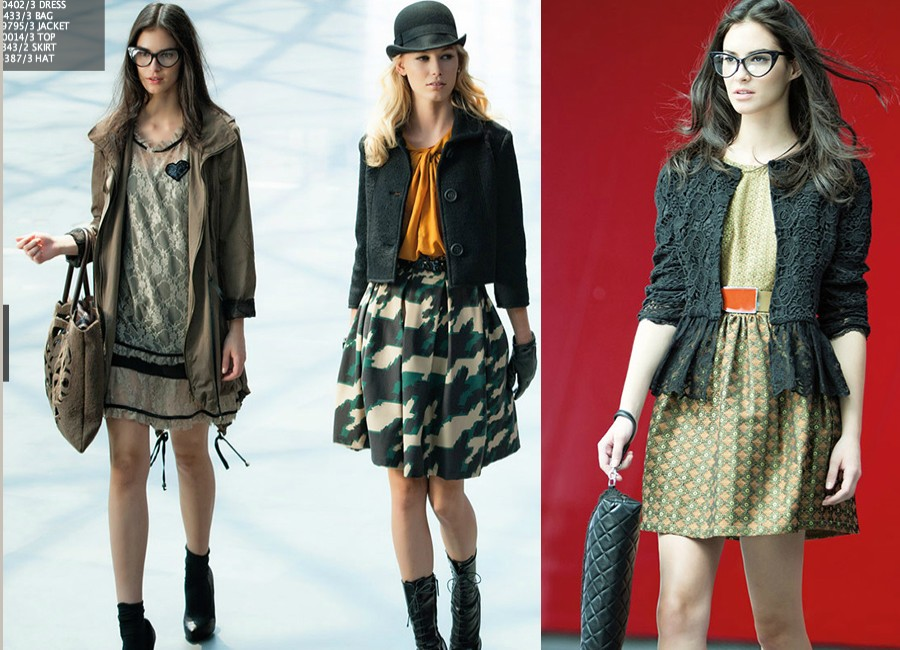 rinascimento 2013 fashion trends for fallwinter
