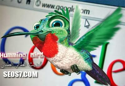 تحديث Hummingbird من جوجل