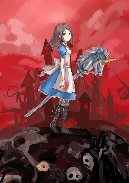 Alice2 por xunc