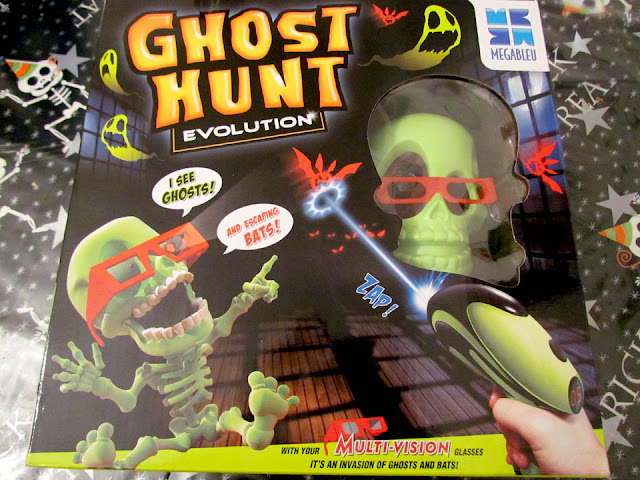 Ghost Hunt Evolution