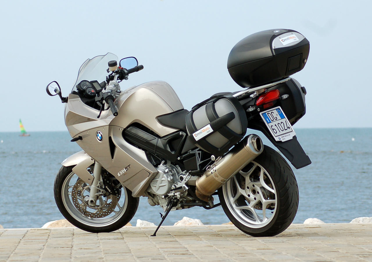 Bmw F800st A Selection Of Bikes Worthy Of Riding A Long