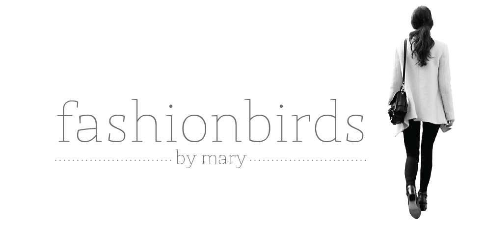 Mary ♡ Fashionbirds
