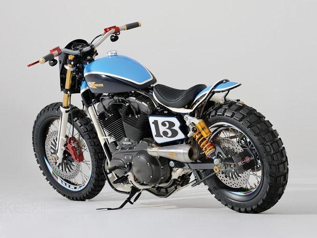 Custom Harley-Davidson Sportster Parts
