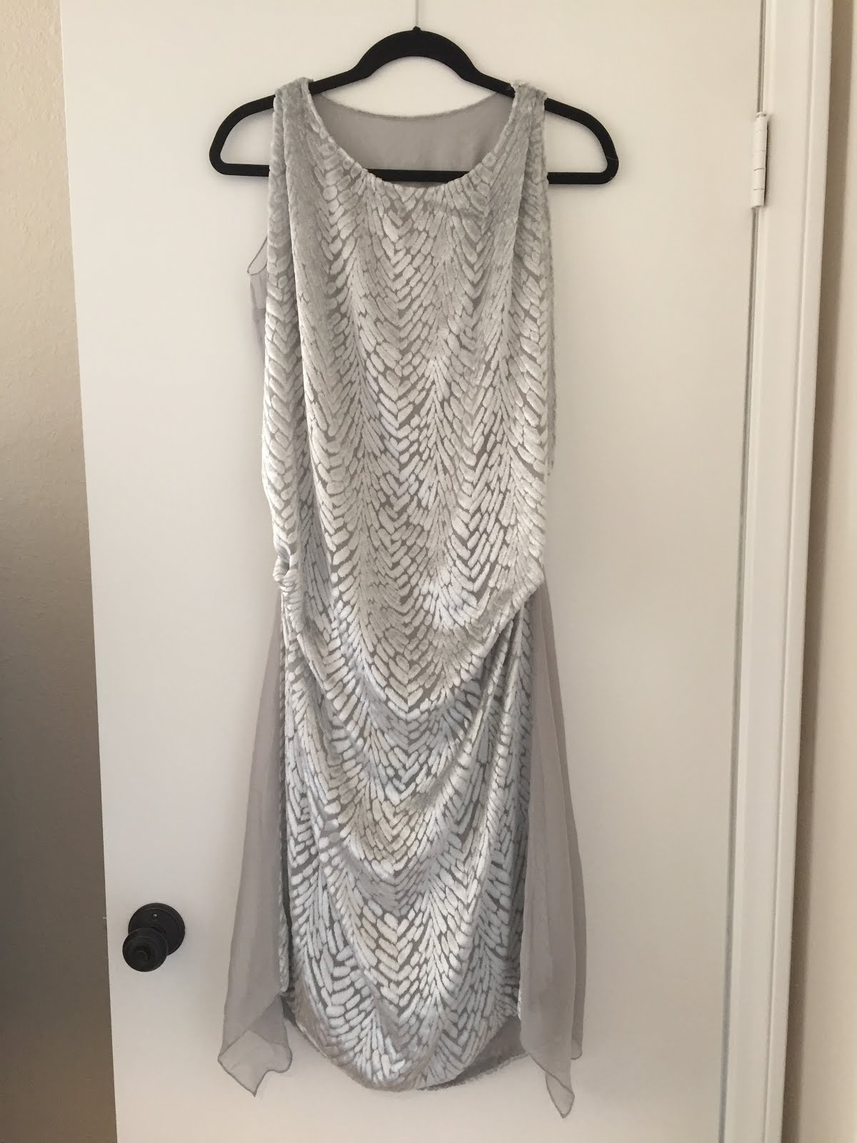 Dressed in Time: A 1920\'s Evening Gown