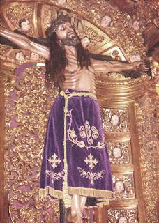 Imagen del Cristo de Candás