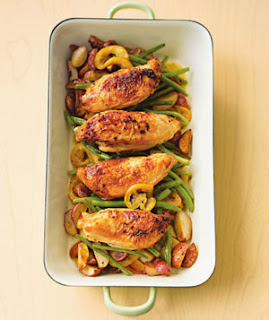 http://www.realsimple.com/food-recipes/browse-all-recipes/pan-roasted-chicken-lemon-garlic-green-beans-10000000780291/index.html