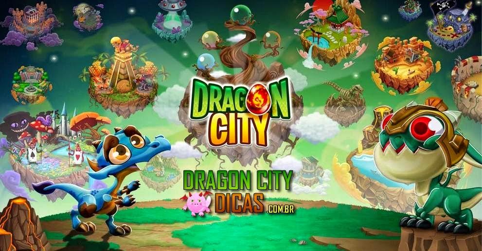 Atualização no Dragon City!