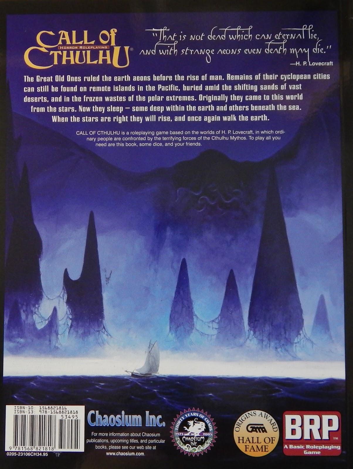 call of cthulhu 6th edition pdf