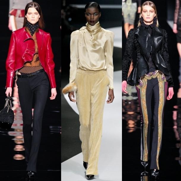 Модные Брюки Зима 2015 Женские