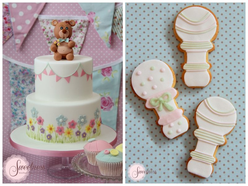 ... Sweetness Boutique Cakes & Confectionery - Baby Shower Cakes London
