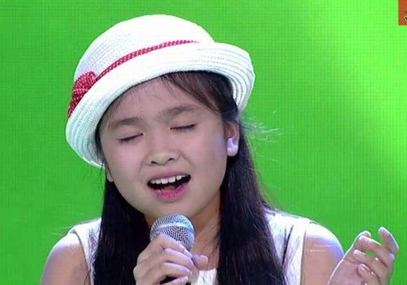 Nguyễn Thiện Nhân The voice kid 2014, Nguyen Thien Nhan giong hat viet nhi