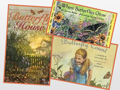 best children's butterfly books