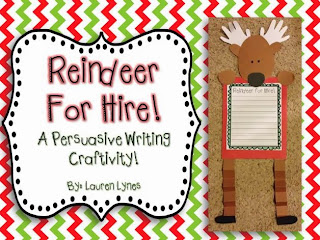 http://www.teacherspayteachers.com/Product/Reindeer-for-Hire-A-Persuasive-Writing-Craftivity-959415