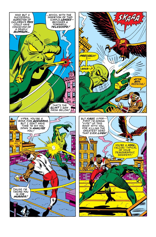 Captain America (1968) Issue #157 #71 - English 15