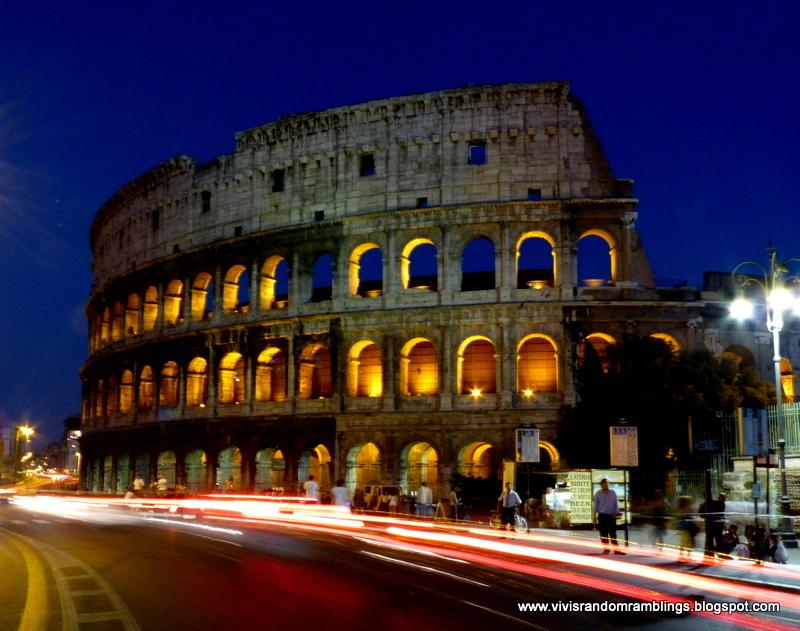 Colloseum , Rome, Italy