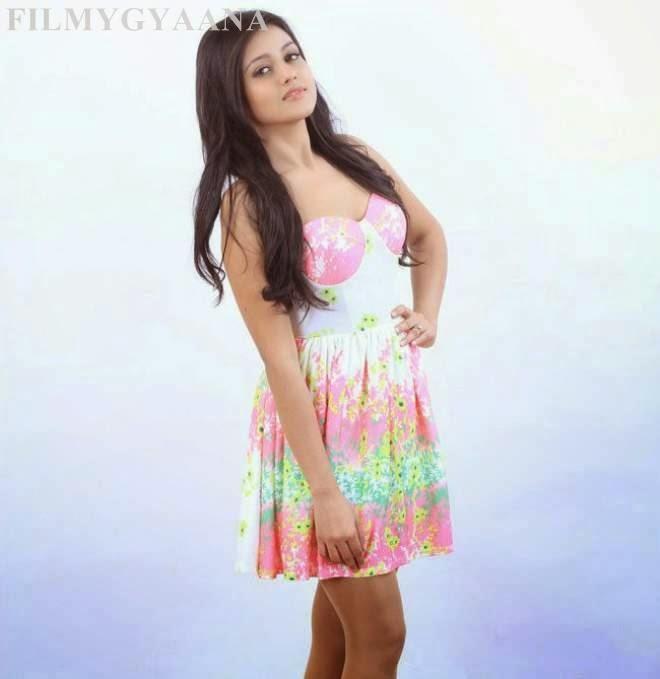 Mishti Chakraborty Latest Spicy Photoshoot Short Mini Dress