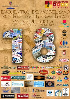 Concurso de modelismo Almería 2015