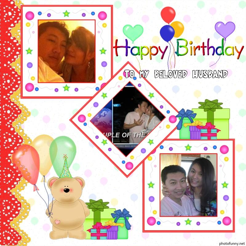 My birthday message for my dearest husband sisocheata virac my birthday message for my dearest husband m4hsunfo