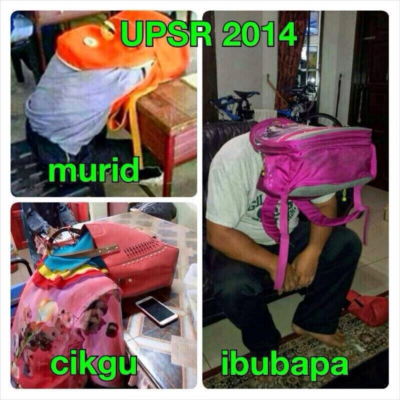 UPSR 2014 Bahasa Inggeris Pula Bocor